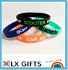 Fashion Silicone Bands/silicone Wristbands/silicone Bracelets