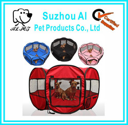 New Portable 600D Oxford Foldable Pet Crate