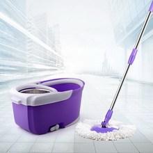 New design easy life low price twist mop refill microfiber material
