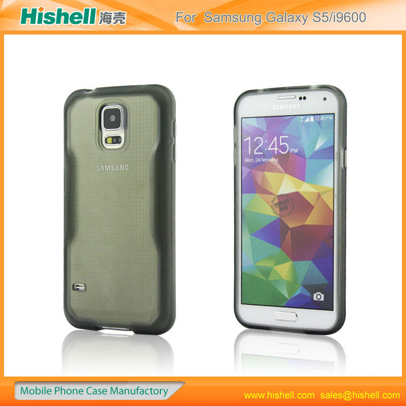 2014 new products tpu waterproof case for Samsung s5