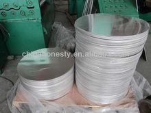 2.5mm 3003 mill finish plain aluminum circle
