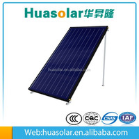 Swimming pool Solar vacuum tube collector solar thermal panels for sale (2000*1000*80mm)
