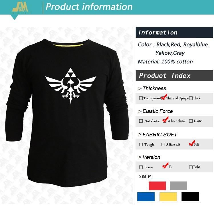 the legend of zelda shirt game t-shirt party tshirt glow in the dark  HTB1U6ivFVXXXXbeXXXXq6xXFXXXp