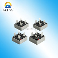 Hot selling kbpc3510 kbpc5010 bridge rectifier diode with manufacturer stocks