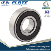 High Speed Deep Groove Ball Bearing 6200 for Ceiling Fan
