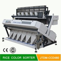 2014 new products mini rice milling machine color sorter