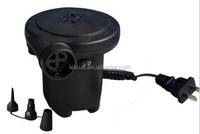 Electric balloon inflator air pump