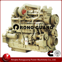 Remote marine Propulsion diesel engine