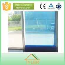 PE protective film for PVC window profiles