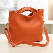hobo pu leather shoulder bag, comfortable strap shoulder bag