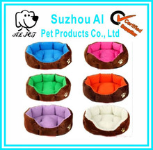 Soft Warm Indoor Portable Pets Dog Puppy Cat Bed Plush Cotton Mat kennel Luxury Pet Bed