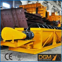 Special Fine china screw sand washing machine for sale price