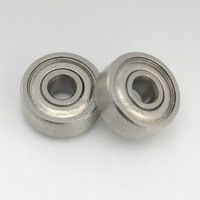 3x8x3mm Small rc car bearing scale off-road rc car bearing