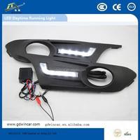 led daytime running led lights cars for VW Sagitar or Jetta (12-14) pajero tail lights/led daytime running light/h7 12v 55w led