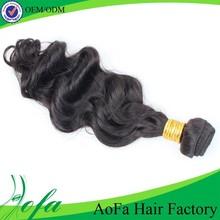 Wholesale short styles black women brazilian angel hair body wave 100 human hair for braid