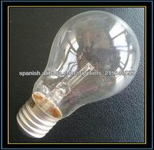 bombilla incandescente 100w E27 PS55