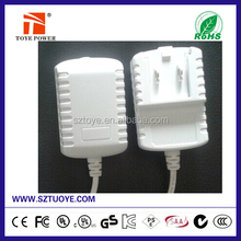 Made in china!! Best selling high performance 10w series interchangeable plug power adapter