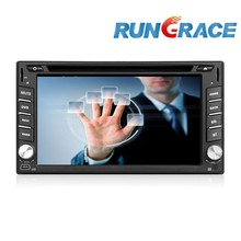 For nissan 6.2 inch 2 din car dvd player gps radio