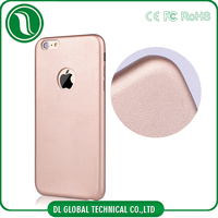 Promotional price!!! Slim leather case back cover for iphone 6 / 6 plus Prevent Scratches,great grip in your hand