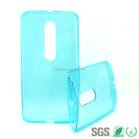 transparent TPU case for lg x style TPU case shenzhen factory