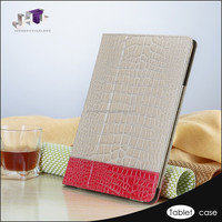 pu flip case for tablet cover with belt