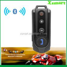 1000M Motorcycle BT Bluetooth Multi Interphone Headset Helmet Intercom FM