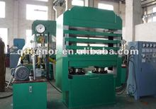 Rubber Tires Recycling Machines/Rubber Floor Vulcanizer/Rubber Powder Making Plant