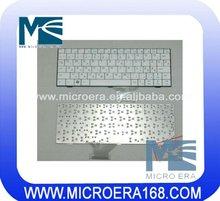 Laptop keyboard for Fujitsu P3110 new Portuguese white