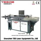 Automático 30mm- 50mm régua de aço máquina de dobra tsd-850
