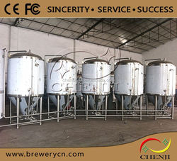 stainless steel beer fermentation tank 1000L brewery equipment,used brewery equipment for sale