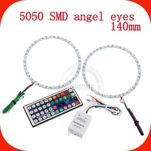 Hot sale!!! guangzhou factory manufacturing led lamp 12v auto light,car led light multicolor led car angel eyes