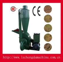 11KW380V 50HZ 3 phase poultry feed and wood sawdust hammer mill
