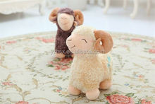 Professional Factory Cheap Wholesale long lasting custom plush toy dog for promotion