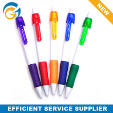 Soft Rubber Grip Promotion Gift Ball Pen