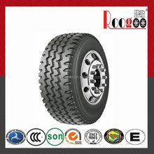 High quality ROOGOO 1200R20 radial truck tyre