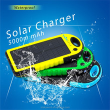 DISCOUNTS charger solar 5000mah waterproof solar charger for samsung galaxy s4 mini