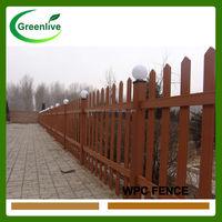 Cheap Price Wood PVC Fence Design