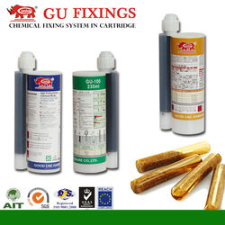 Epoxy concrete glue for price anchor bolt