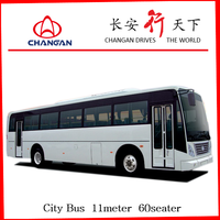 The best CHANGAN SC6108.2 11 meter city bus for sale