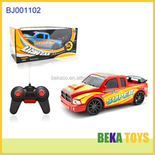 Best gift kids toy replica remote control cars toy naughty boy toys electric imitation racing car