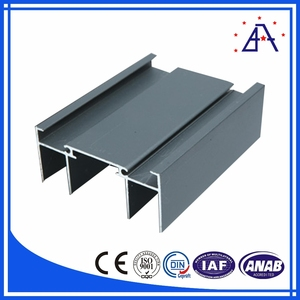 Promoção de 10% de desconto de preço de fábrica de alumínio perfil aluminio em dubai alumínio