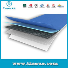 TPR surface layer anti static pvc floor for table tennis sports