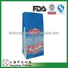 Kraft Paper Valve Bag For Flour Rice