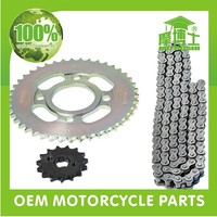 motorcycle chain and sprocket kits