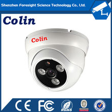 Colin hot sale POE Power Supply lcd display home, garden , hall surveillance dome Aparat fotograficzny