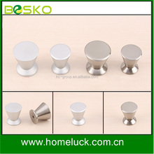New design aluminum furniture cabinet knobs,good quality furniture knobs