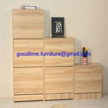 wooden shoe cabinet custom shoe rack furniture