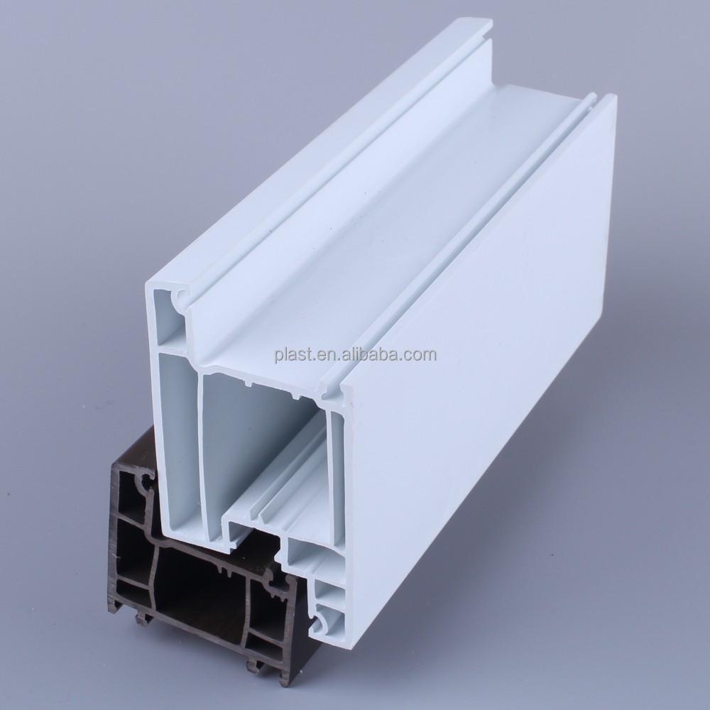 Pvc Window Product : Huazhijie pvc casement window profile buy