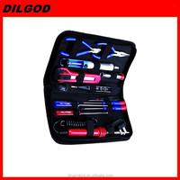 12pcs electricians tool kit mini tool kit 12pcs Multi use hand tool set