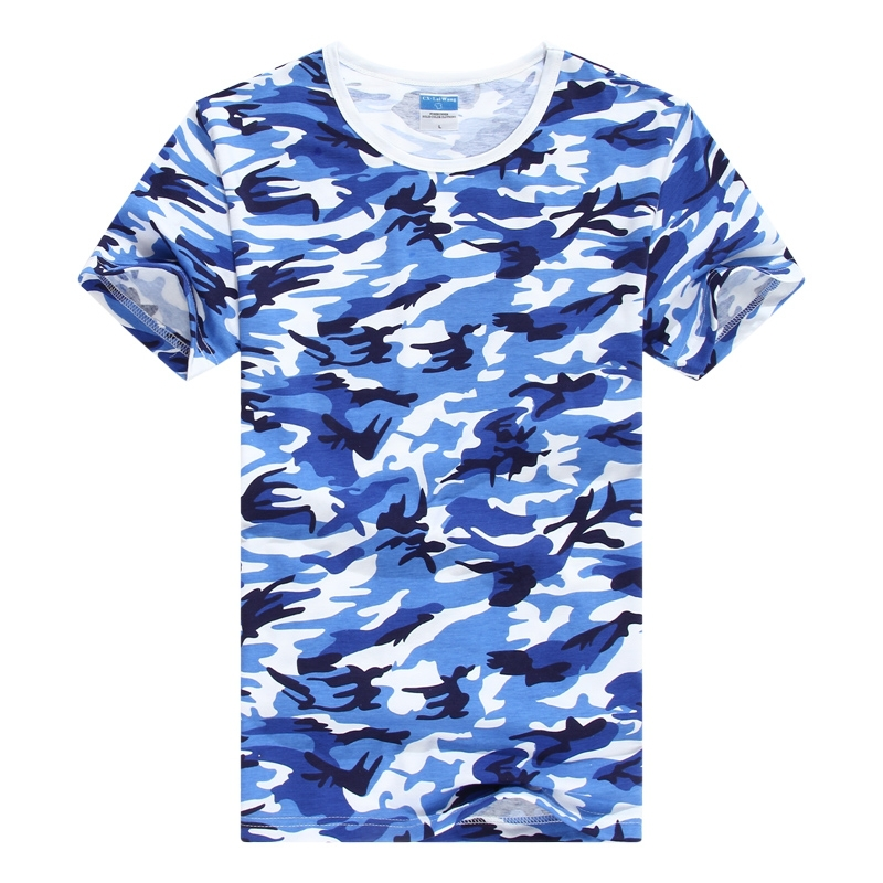 2015 wholesale 1 dollar t shirt men 39 s sports camouflage for Wholesale personalized t shirts